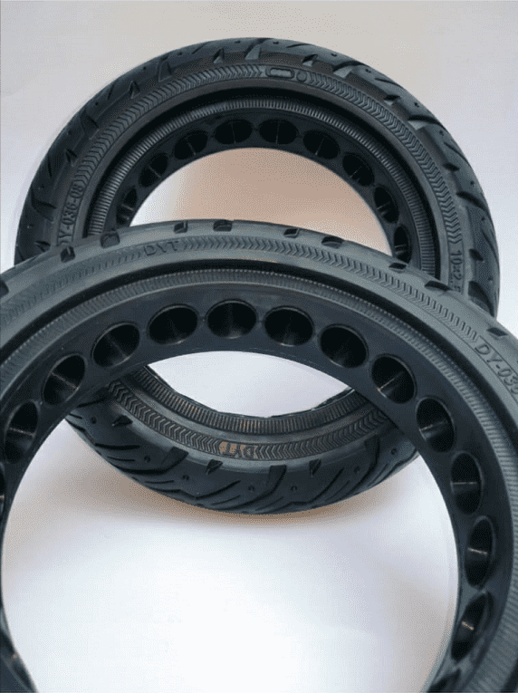10x2.5 inch solid tire for Ninebot Max G30