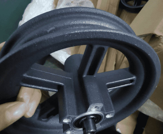 Wheel hub for Xiaomi M365 Pro