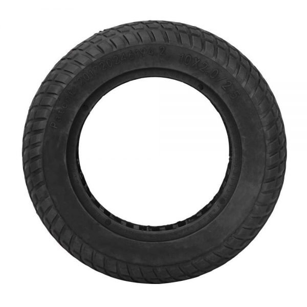 10x2.0 inch Solid tire for Xiaomi M365