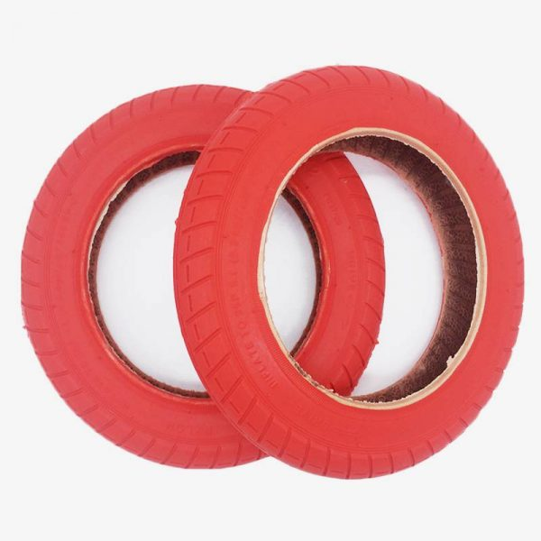 10inch outer tire for xiaomi M365 and Pro Red