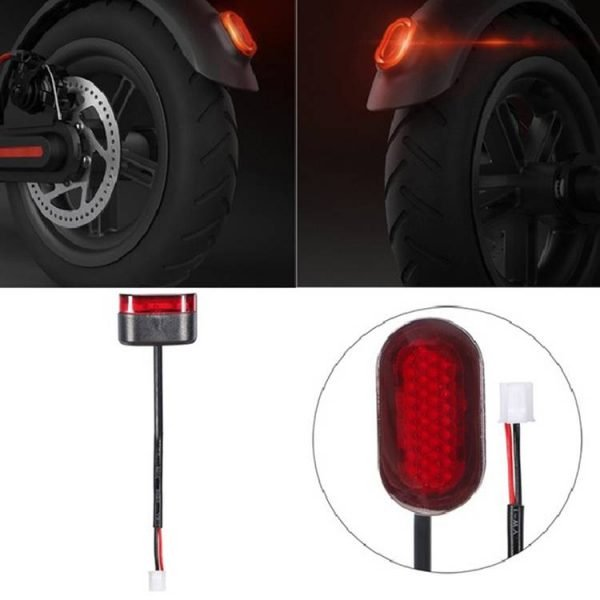 Rear taillight for xiaomi m365