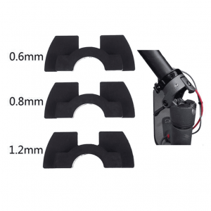 Black Rubber Vibration Damper for Xiaomi M365