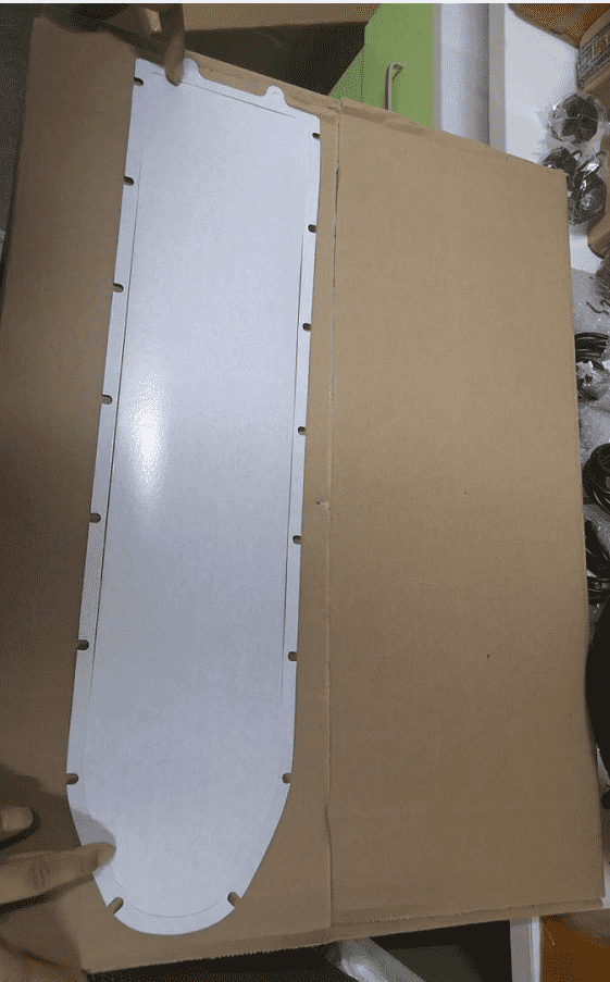 XIAOMI M365 Pro battery cover seal