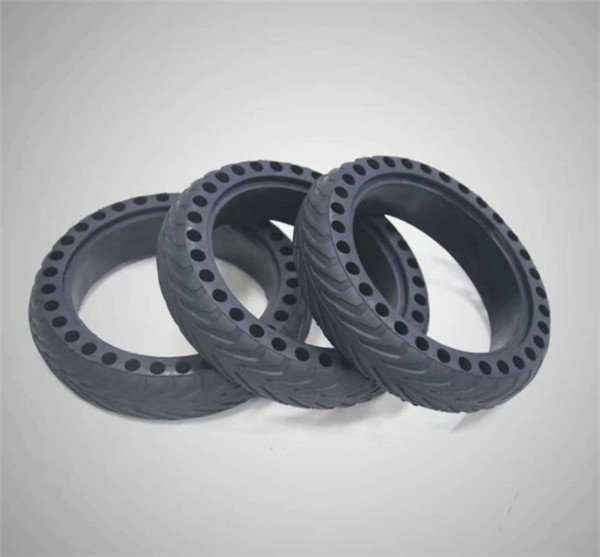 Honeycomb Solid Rubber Tire For Xiaomi M365