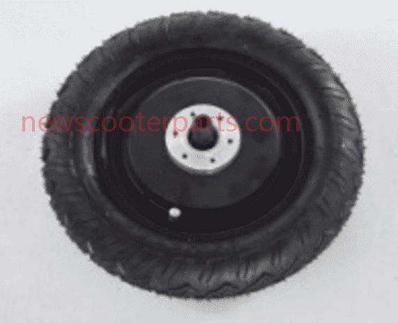 KUGOO G Booster Tyre Hub