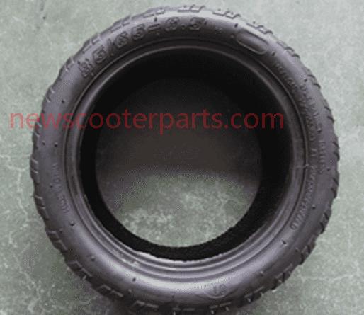 KUGOO G Booster Tyre